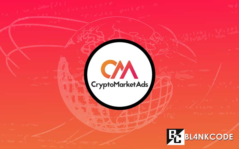 Crypto Market Ads presents the Crypto Marketing and Advertising Marketplace - Bl4nkcode