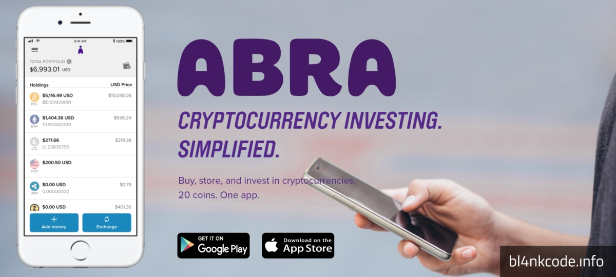 Abra – One Platform, Multiple Crypto Investment Possibilities