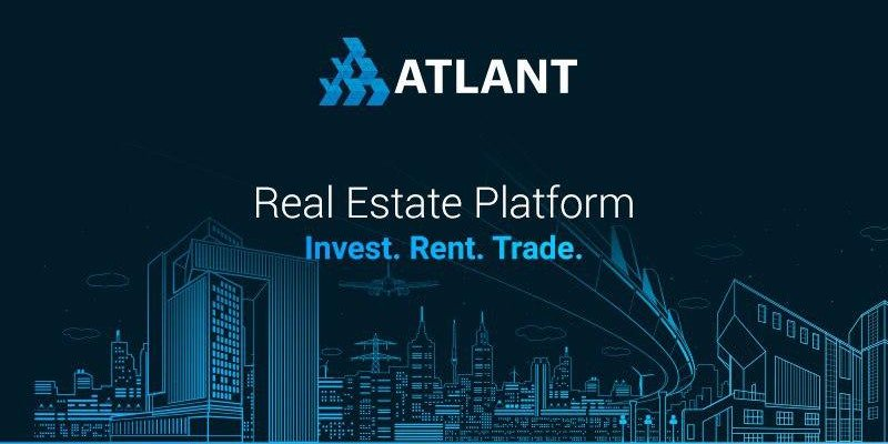 Atlant: Global Real Estate Blockchain Platform - Bl4nkcode