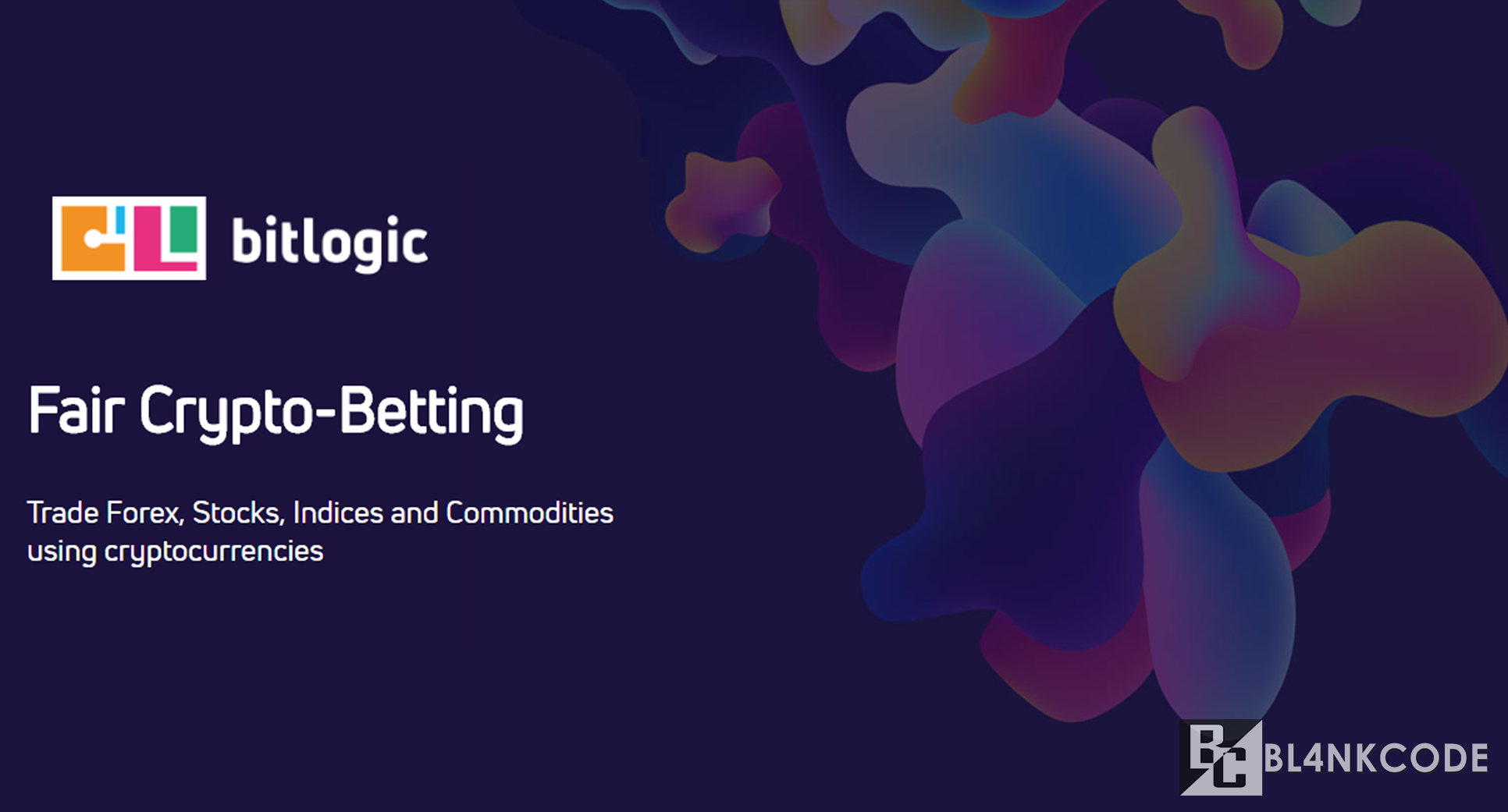 Bitlogic.cc — Fair Crypto-Betting Platform - Bl4nkcode