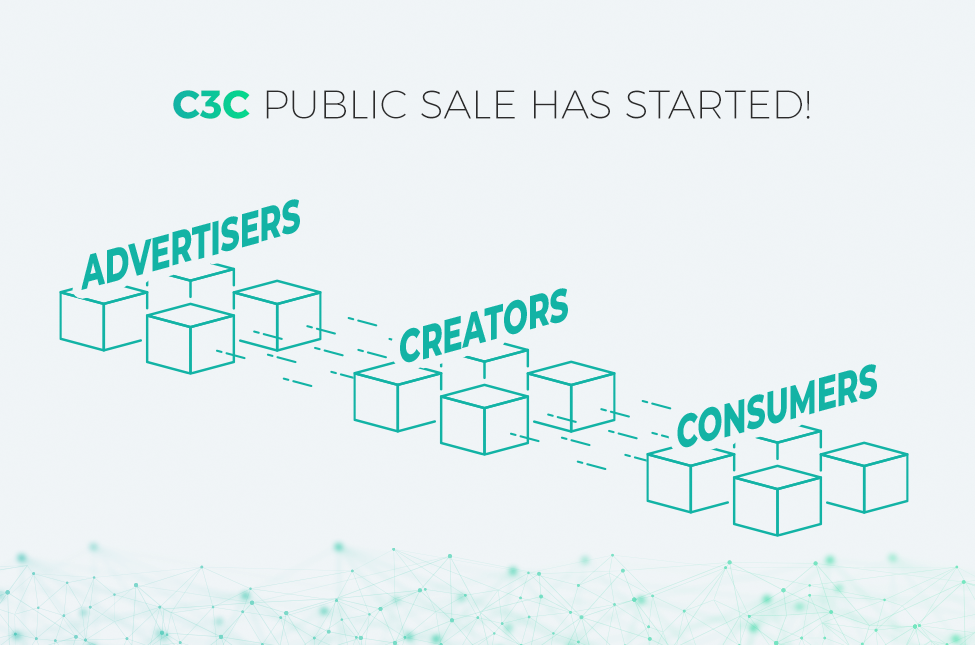 C3C Launches ICO Early After Outstanding Presale Performance