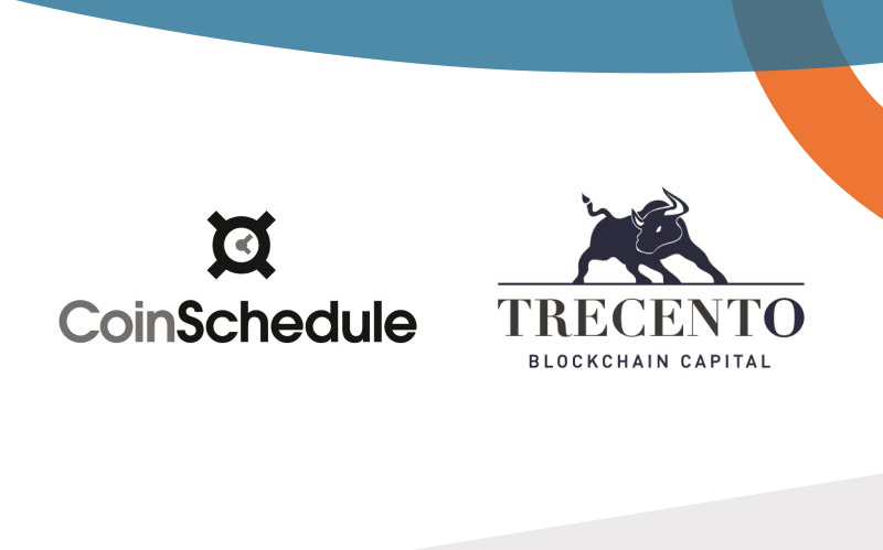CoinSchedule and Trecento Blockchain Capital to Launch a joint fund to Invest in the Most Promising Blockchain Projects