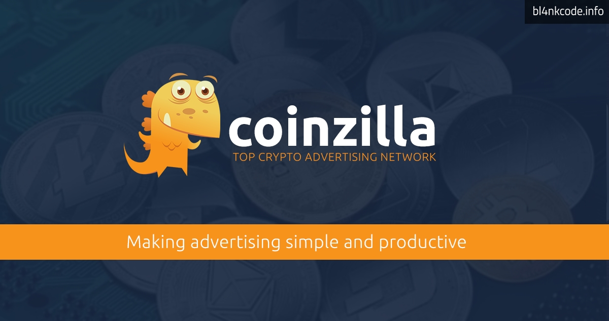 Coinzilla – The Most Advanced Crypto Advertising Network