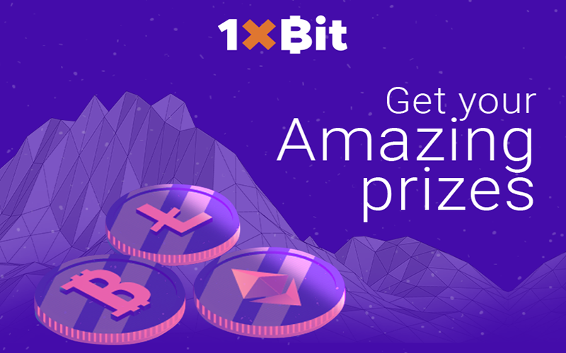 Daily prizes with the 1xBit Christmas Calendar