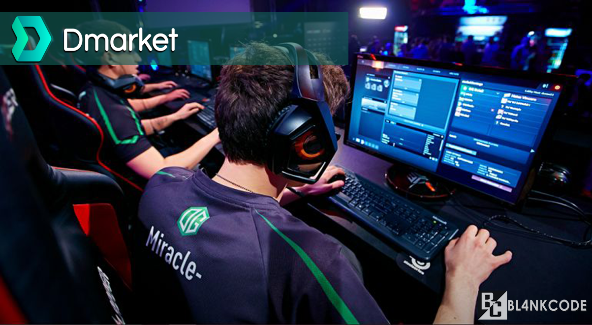 Dmarket Wants to Turn Virtual Items into Real Commodity - Bl4nkcode