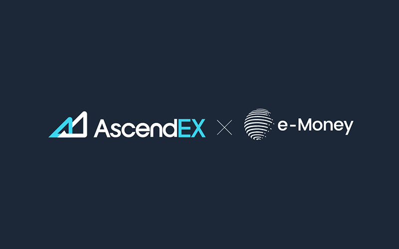 e-Money is Staking on AscendEX