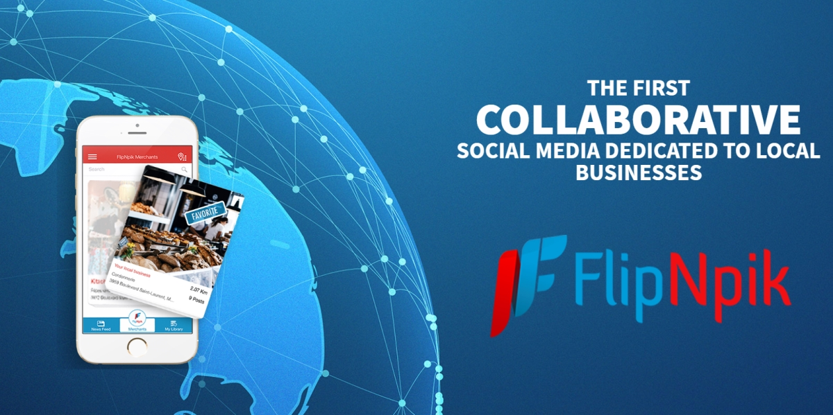 FlipNpik launches its ICO to give local businesses an innovative solution
