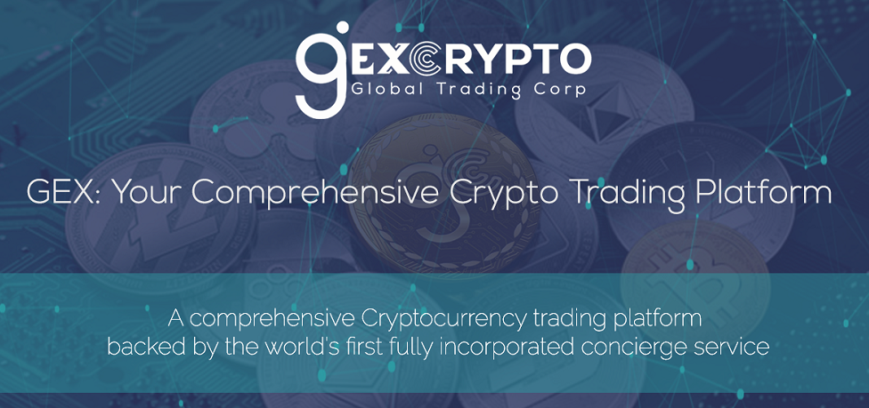 Introducing GexCrypto – A Concierge-Based Digital Currency Trading Platform