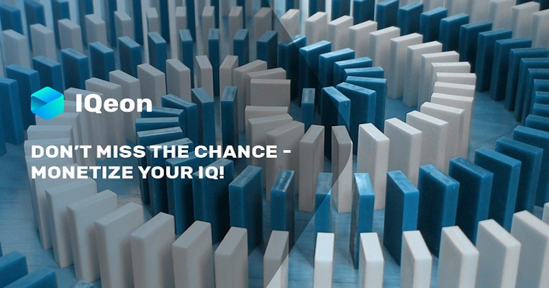 PR: Grasp the Chance to Buy More IQeon Paying Less