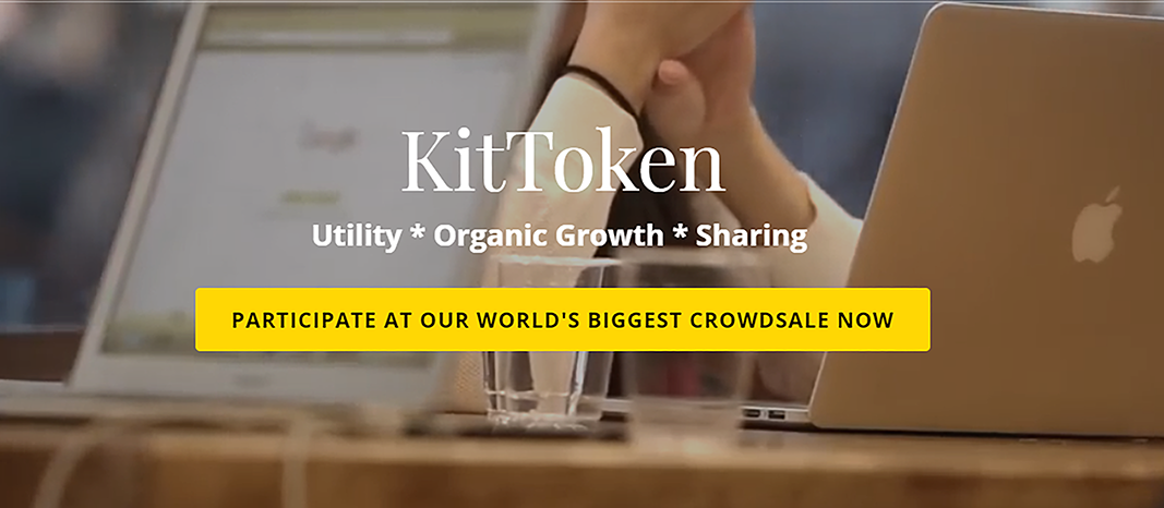 The first phase of the KitToken ICO underway after successful pre-sale