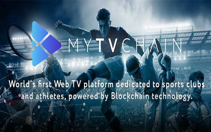MyTvChain.com Record Growth For The First Blockchain Web Tv Platform Dedicated to Sports Clubs and Athletes