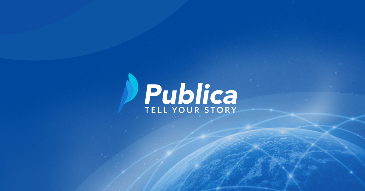PRESS RELEASE: Publica To Use Ethereum Blockchain For New Publishing Ecommerce Platform