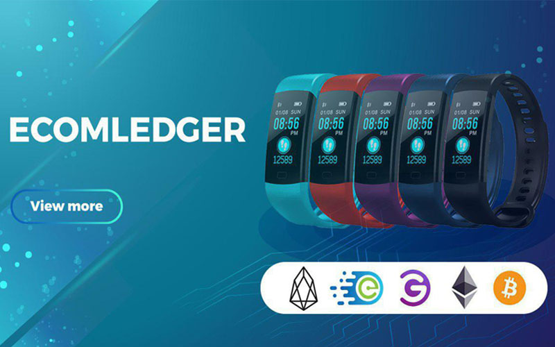 The Ecom Platform grows with the Development of its Fitband
