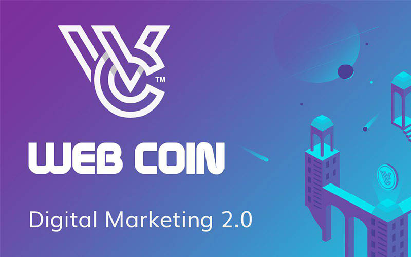 July 1, 2019 Webhits.io is to launch a beta platform with WEB token integration