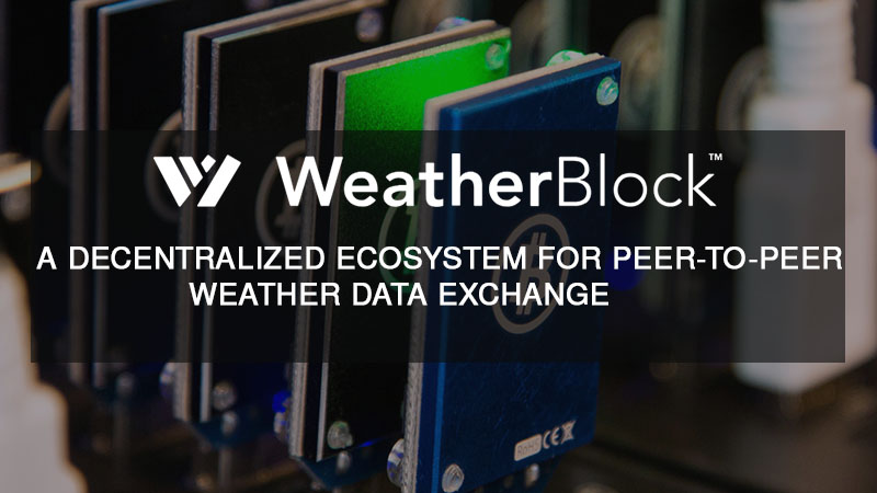 Weather Block Just Threw Its Hat Into The Weather Modeling Ring