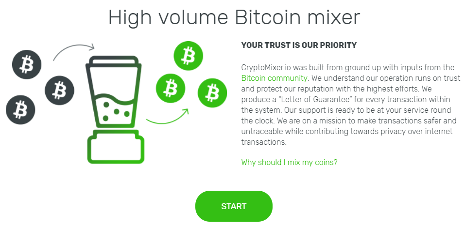 List of Best Bitcoin Mixers & Tumblers (Mixing) Services