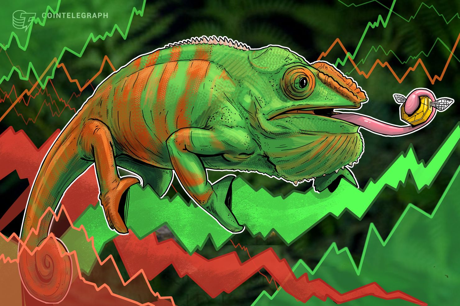 Almost All Top 100 Cryptocurrencies Solidly in Green, Dogecoin Skyrockets Over 40%
