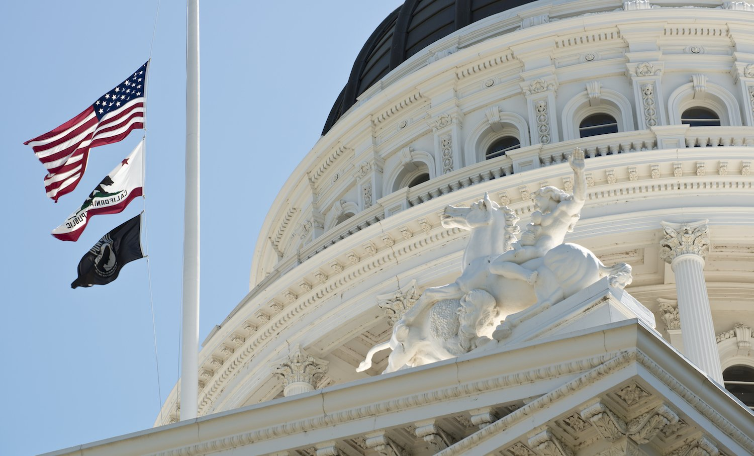 California Bill Would Legally Recognize Blockchain Stocks