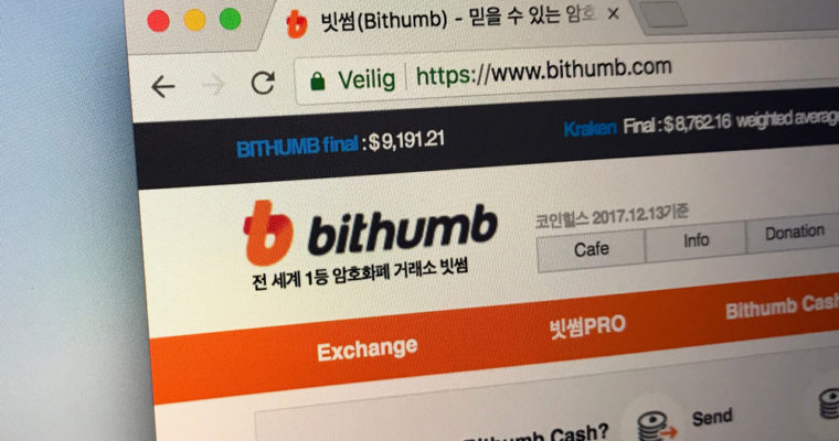 South Korean Crypto Exchange Bithumb Hacked, Thieves Steal $30 Million