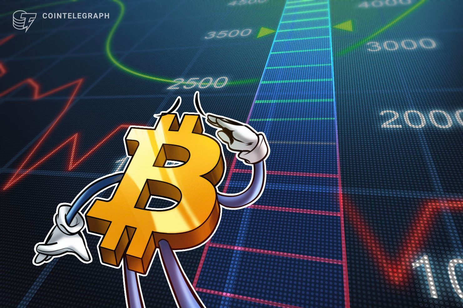 Crypto Market Rally Continues With Bitcoin Above $4,900, Tech Stocks Bounce Back